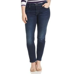 Levi's 311 Shaping Skinny Jeans Size 29/32 Blue